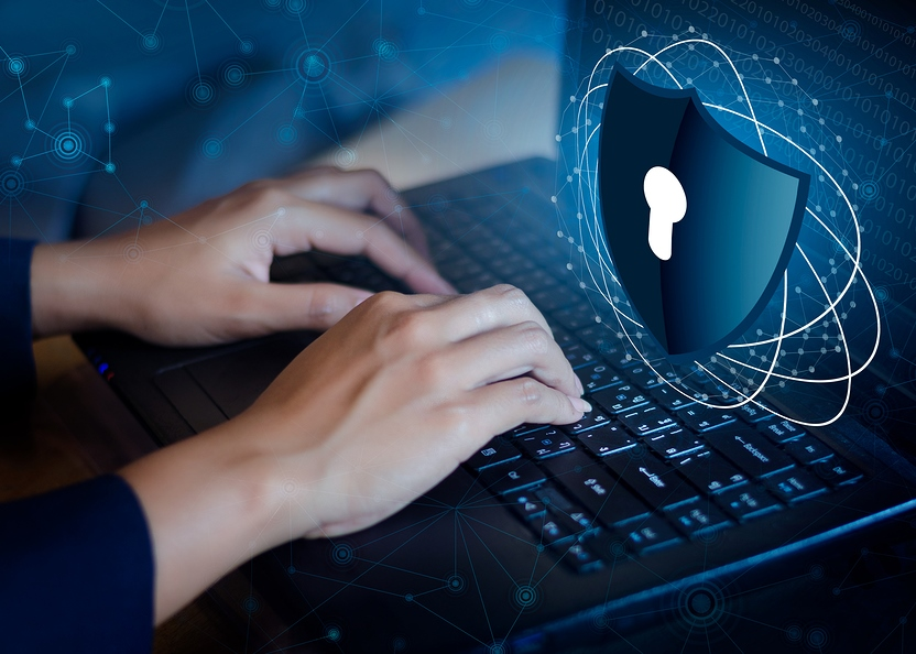 Data Protection with Two-Step Authentication